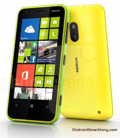 Настройка интернет-подключения на Nokia Lumia 620