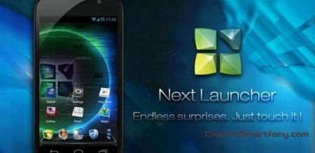 Next Launcher 3D - лаунчер с отображением 3D эффектов для Android
