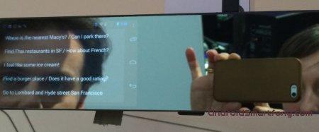 Drive Agent Mirror - автомобильное зеркало заднего вида с Android