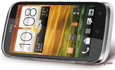 Как настроить интернет на смартфоне HTC Desire V