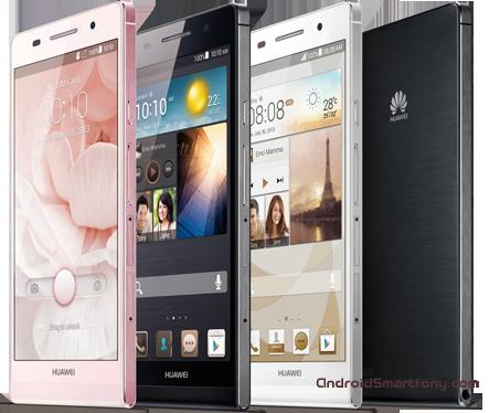 Прошивка Huawei Ascend P6