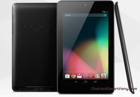 Прошивка Google Nexus 7 (2012) Wi-Fi
