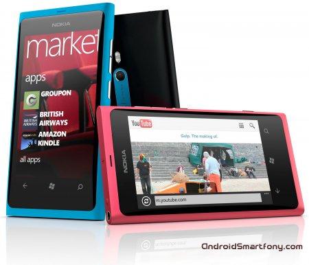 Hard Reset смартфона Nokia Lumia 800