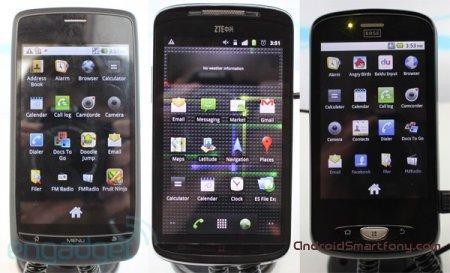 Как в телефонах ZTE настроить интернет?