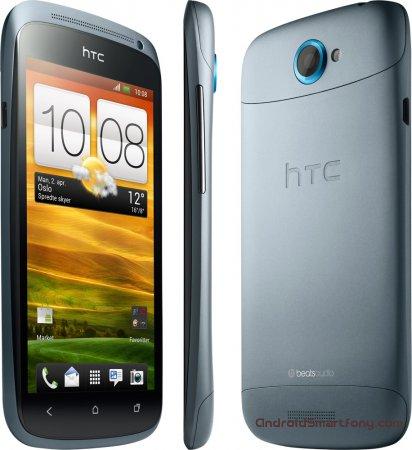 Настройки интернета на HTC One S