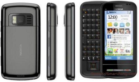 Hard Reset на смартфоне Nokia C6-01
