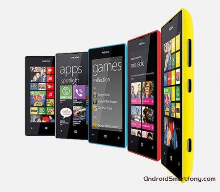 Hard Reset на телефоне Nokia Lumia 720