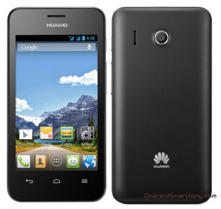 Huawei Ascend Y320 - Официальная прошивка