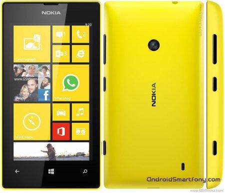 Перепрошивка смартфона Nokia Lumia 520