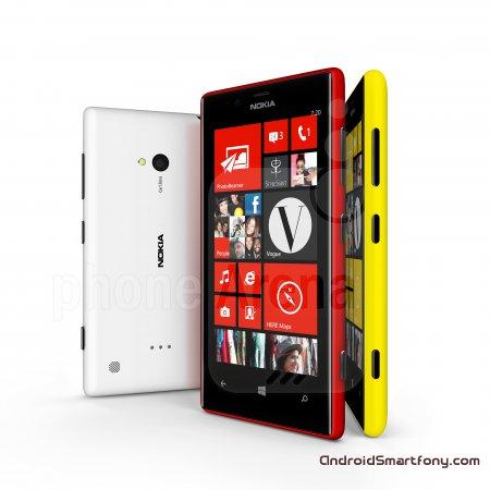 Перепрошивка Nokia Lumia 720