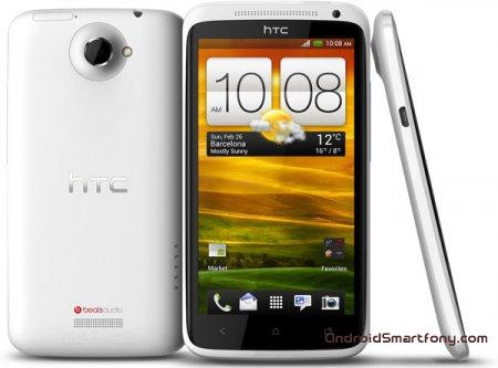 Как настроить интернет на HTC One Х