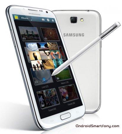 Hard Reset Samsung Galaxy Note 2 N7100 - сброс настроек до заводских, разблокировка