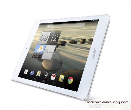 Acer Iconia A1-840 FHD - 8-дюймовый Android планшет с процессором Intel Bay Trail и Full HD экраном