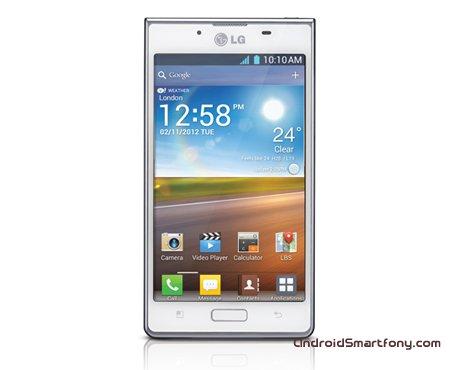 Настройка Интернета на смартфоне LG Optimus L7