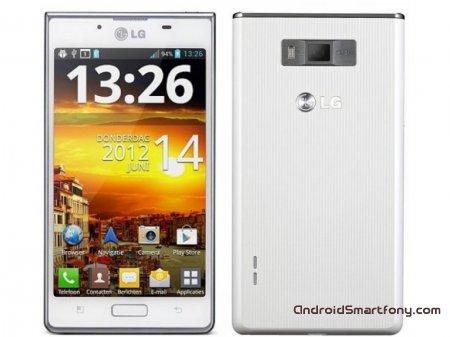 Настройка интернета на смартфоне LG Optimus L7 P705