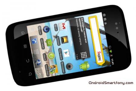 Настройка мобильного интернета на смартфоне Fly IQ245