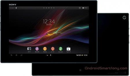 Обзор планшета Sony Xperia Tablet Z 10.1 4G 16GB (SGP321RU) black