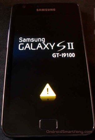 Как сбросить счетчик кастомных прошивок и удалить желтый треугольник Samsung
