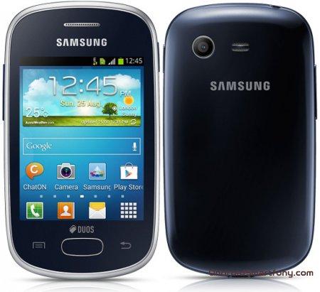 Жёсткая перезагрузка (Hard Reset) Samsung Galaxy Star S5282 и S5280