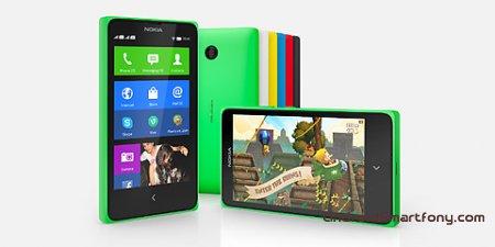 Nokia X Dual Sim – недорогая сенсорная «звонилка»