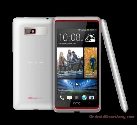 Снятие графического ключа и hard reset на HTC Desire 600