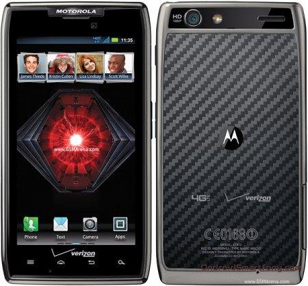 Обновление Motorola Droid Razr и Razr Maxx до Android 4.4 KitKat с помощью кастомной прошивки CM 11
