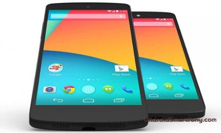 Обновление прошивки Google Nexus 5