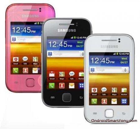 Превращаем Samsung Galaxy Y в iPhone прошивкой iROM