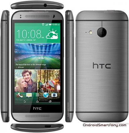Смартфон HTC One Mini 2 – версия поменьше