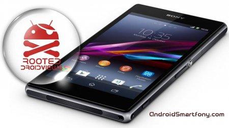 Получение root-прав на Sony Xperia Z1, Xperia Z1 Compact, Z Ultra