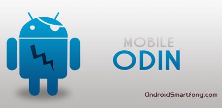 Прошивка Android устройств Samsung при помощи Odin