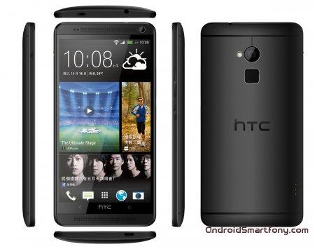 Как делать скриншоты на HTC One Max