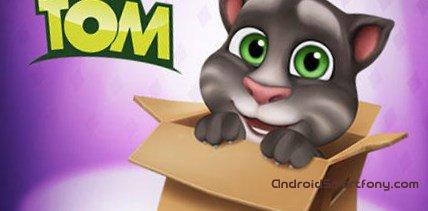 My talking Tom - Мой говорящий кот Том теперь тамагочи на Андроид