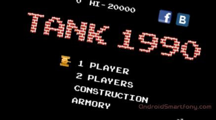Tanks 1990 3D- знаменитые танчики на Андроид
