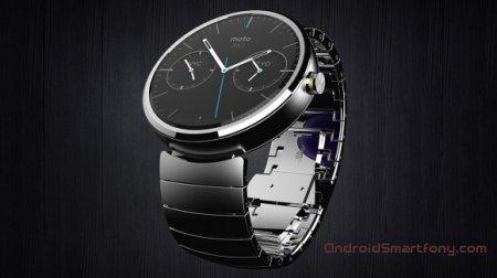 Moto 360 – умные смарт-часы на Android Wear от Motorola