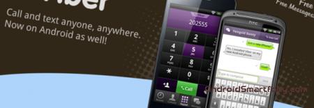 Viber - клиент обмена сообщениями и бесплатными звонками на Андроид