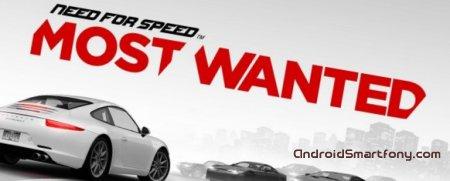 Need For Speed: Most Wanted - лучшие гонки всех времен на Андроид