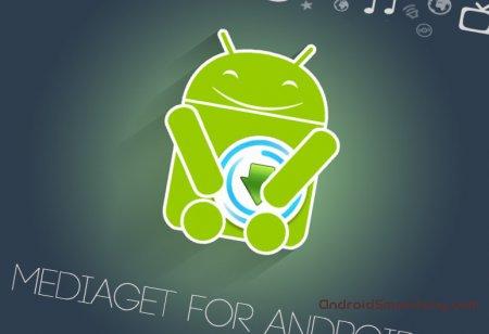 MediaGet - менеджер поиска и загрузки файлов на Андроид