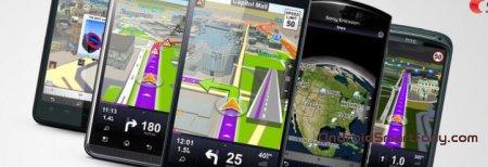 Sygic GPS Navigation - удобный GPS навигатор с картами мира на Андроид