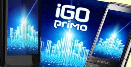 iGO Primo - лучшая навигация для Андроид