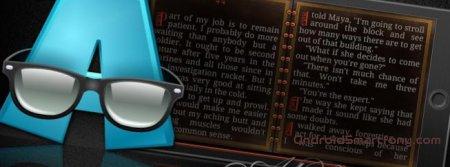 AlReader - удобная читалка электронных книг на Андроид