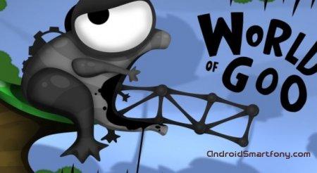 World of Goo - интересная головоломка на Андроид