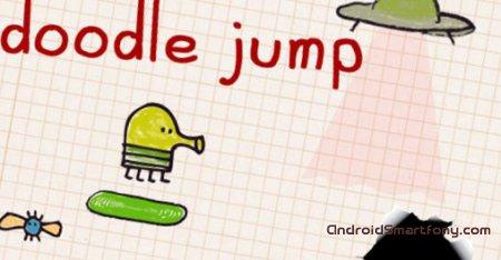 Doodle Jump - возможно лучшая игра на Андроид