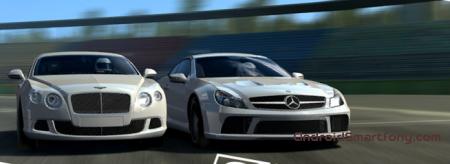 Real Racing 3 - красочные гонки на Андроид