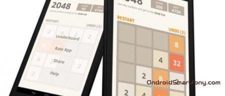 2048 - математическая головоломка на Андроид