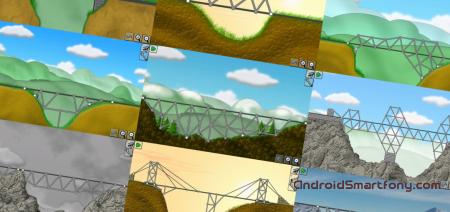X Construction - побудьте строителем мостов на Андроид