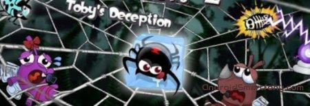 Greedy Spiders 2: головоломка с элементами стратегии на Андроид