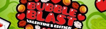 Bubble Blast Valentine's Edition - милая логическая игра на Андроид
