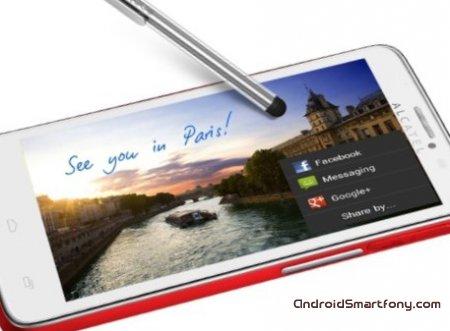 Alcatel One Touch Scribe Easy 8000d – приемлемый функционал по привлекательной цене