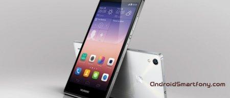 Huawei Ascend P7: новые фотографии из официальных источников